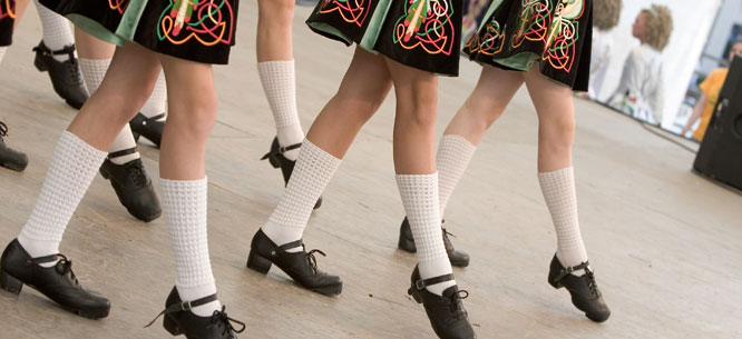 Feis-shoes